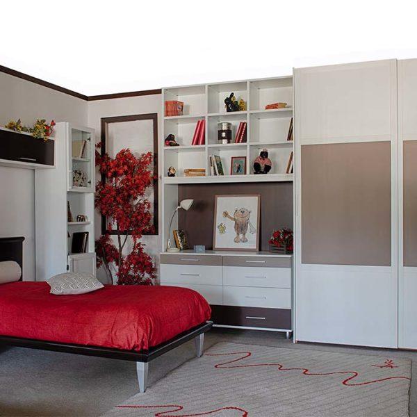 Camera Collezione Moderno - La Perugina