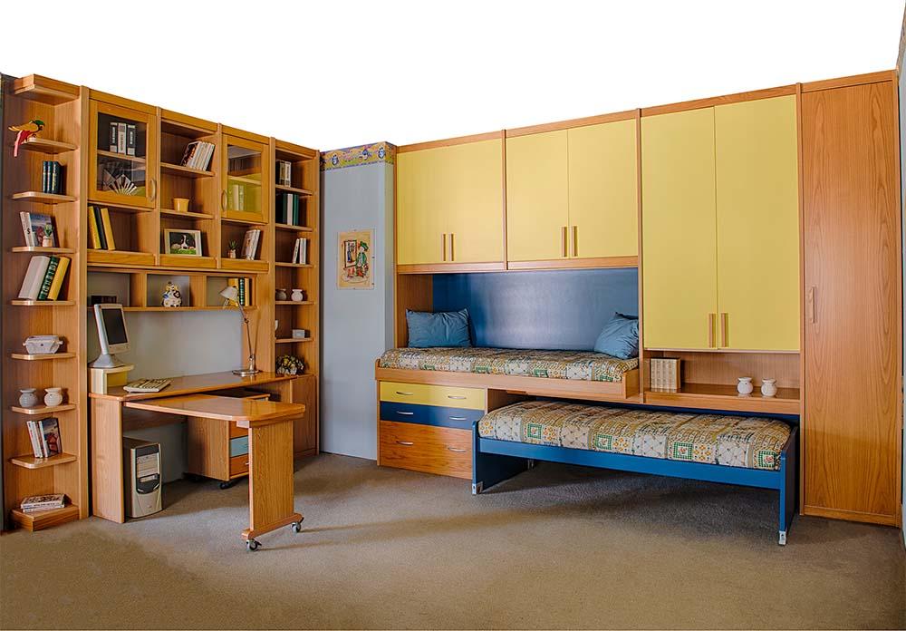 Camera con doppio letto - La Perugina