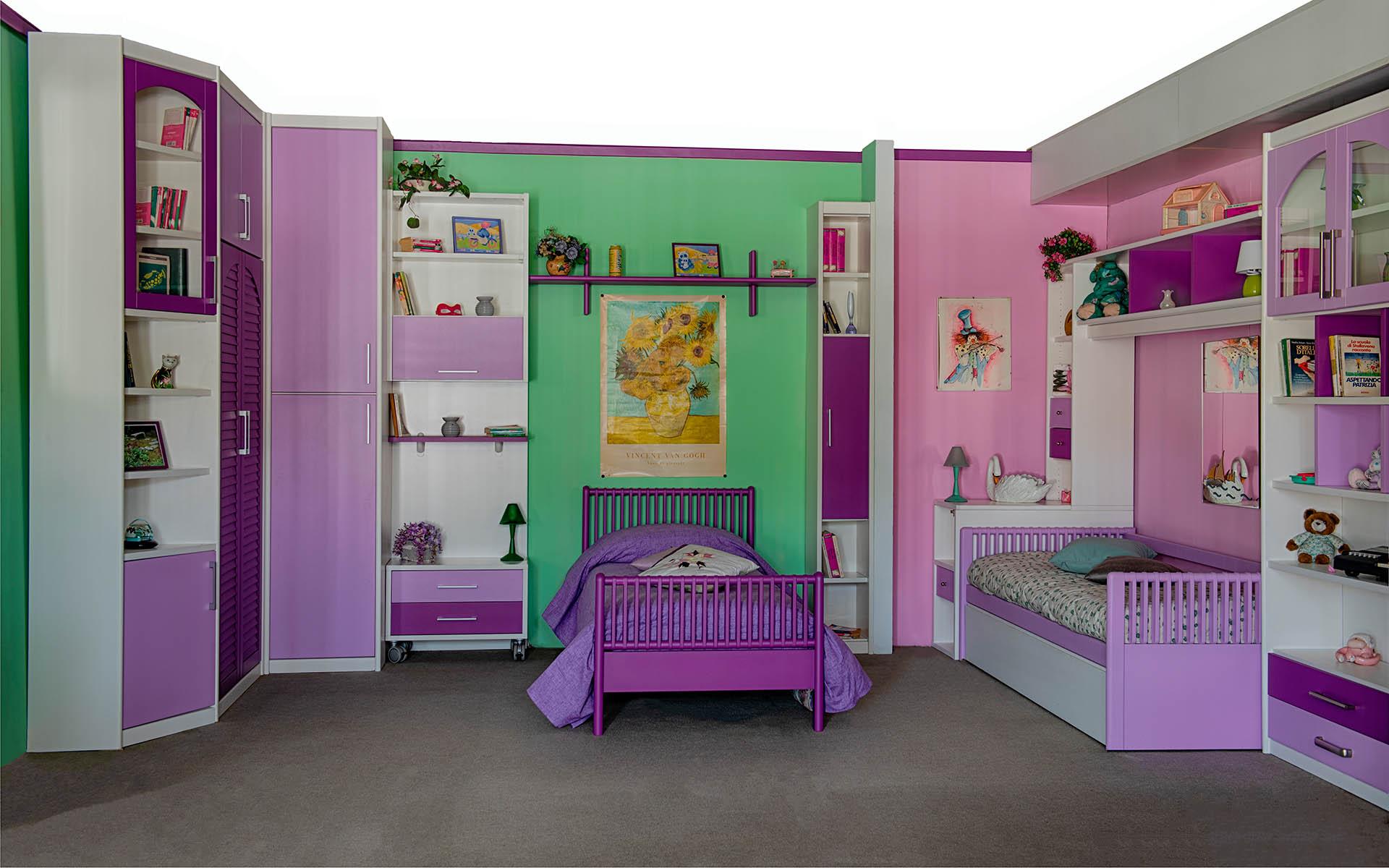 Camera per Bambine e ragazze - La Perugina